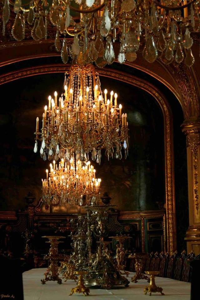 Lustres baroques