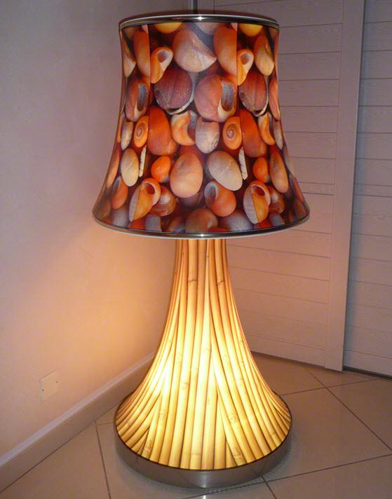 Lampes sur pied