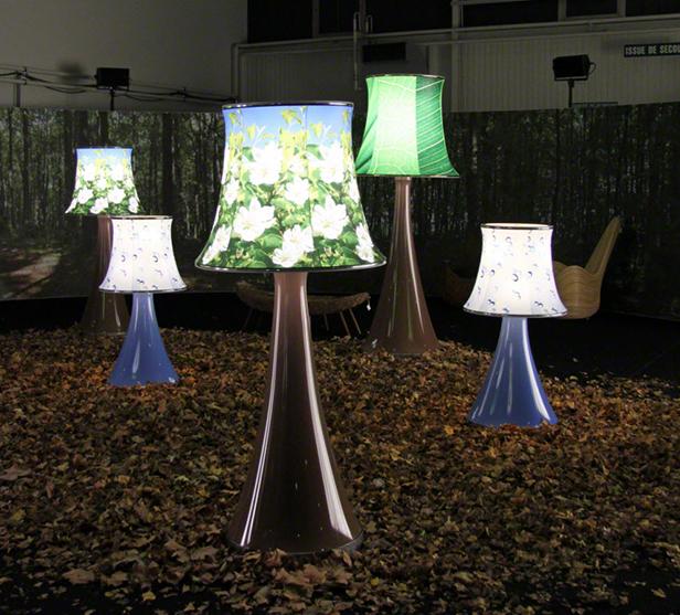 Luminaire contemporain