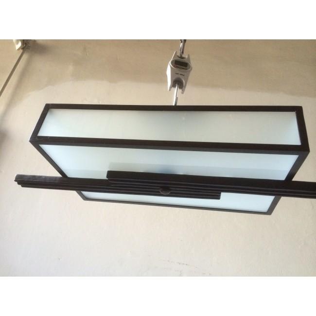 lustre ou plafonnier de style art d co lustre art d co 1930 luminaire contemporain i. Black Bedroom Furniture Sets. Home Design Ideas