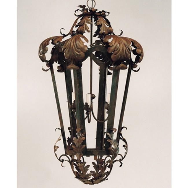 Lanterne Artisanale En Fer Forge D Inspiration Byzantine I