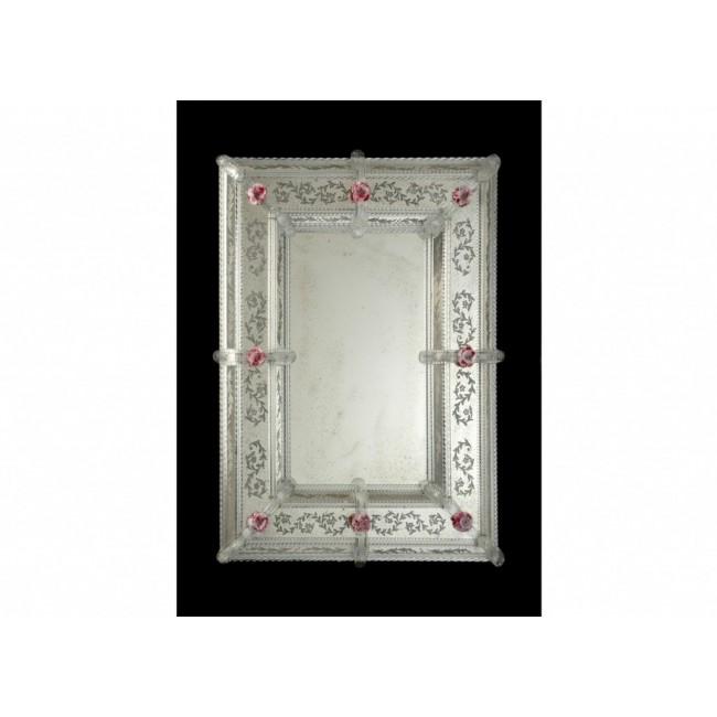Miroir rectangulaire de tradition v nitienne miroirs for Fabrication de miroir