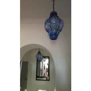 Lanterne traditionelle vénitienne de fabrication artisanale à Murano