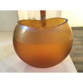 Vase modèle Nautile de fabrication artisanale en verre artisanal de Murano