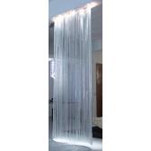 Mur lumineux en verre écologique