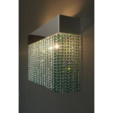 Applique fontaine de lumière