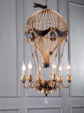 Lustres baroques  florentins de fabrication artisanale