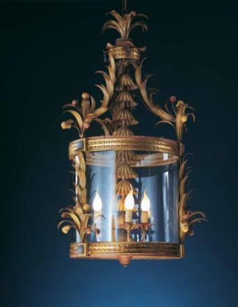 Lanternes en fer forgé florentin