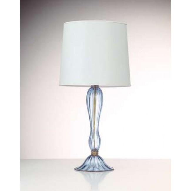 pied de lampe artisanal en verre souffl de murano i. Black Bedroom Furniture Sets. Home Design Ideas