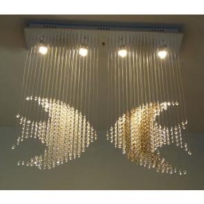 Fontaines de lumières à thème, idéal pour les vitrines des magasins