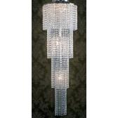 Amazing design chandelier: fountain of light